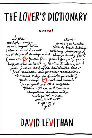 Book Review: The Lover's Dictionary