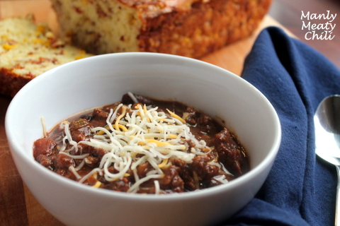 Manly Meaty Chili