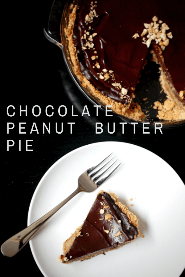 This chocolate peanut butter pie was included in Food & Wine's Best of the Best cookbook compilations. The creator of the pie says that this pie is always included in her restaurant, The Loveless Cafe in Nashville.
