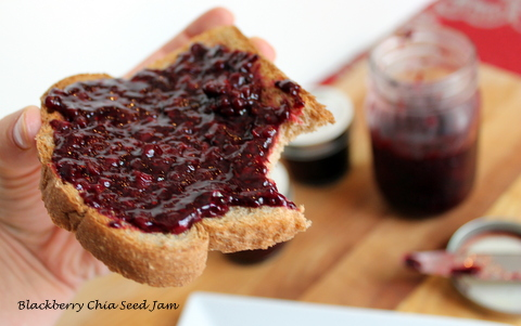 Blackberry Chia Seed Jam
