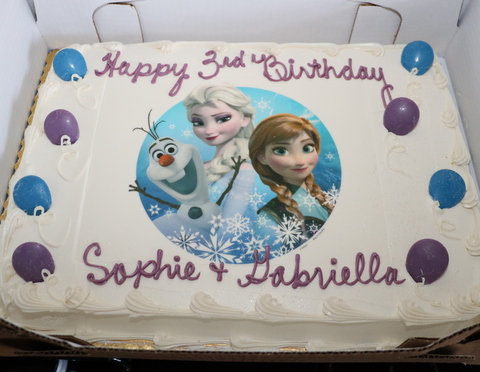 Frozen Birthday 4