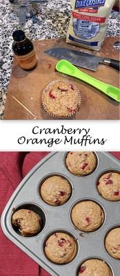 Cranberry Orange Muffins_Pint