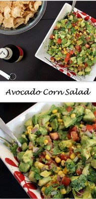 Avocado Corn Salad_Pint