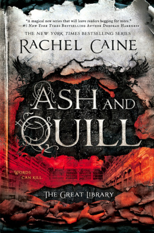 Ash and Quill Book Review