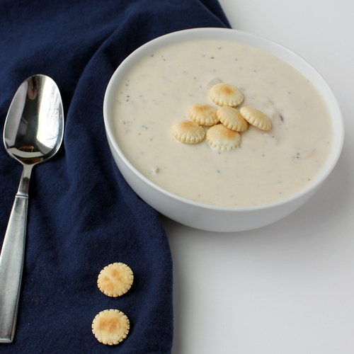 Rich & Easy Clam Chowder