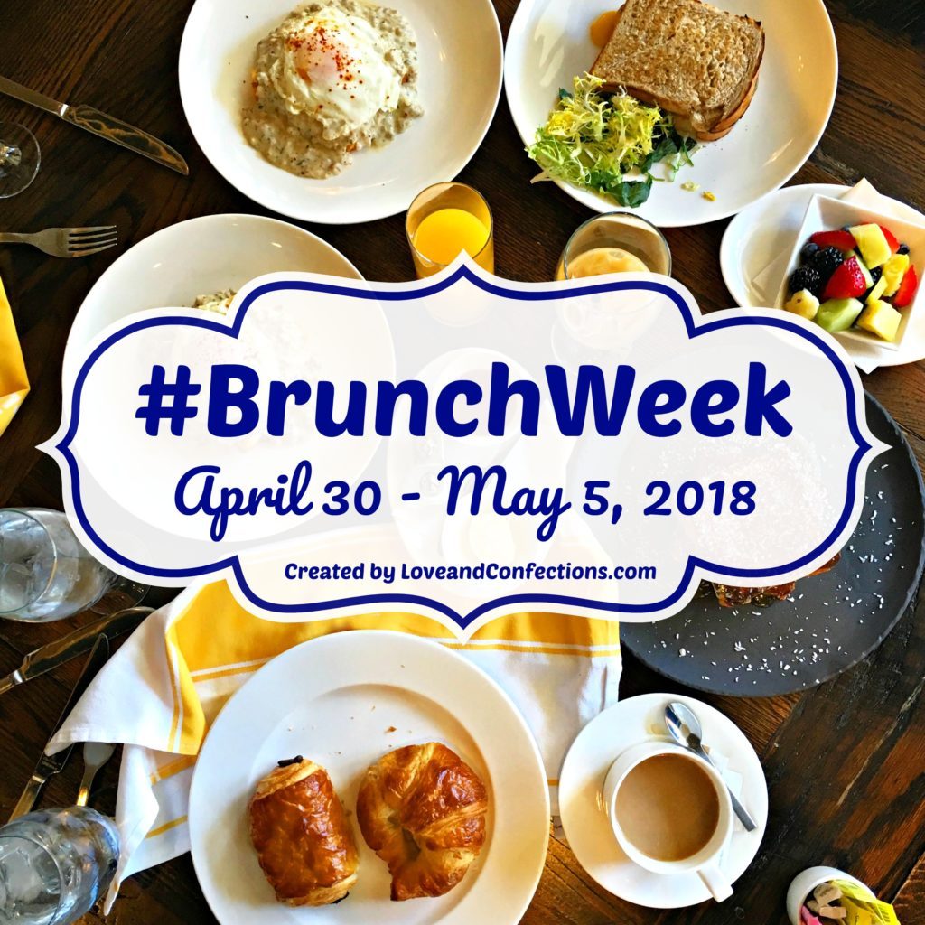 BrunchWeek 2018 Intro & Giveaway