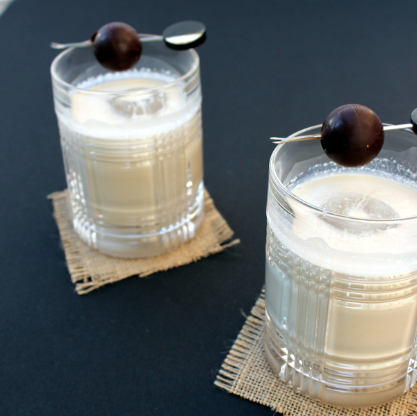 The Godiva Cream is a rich, 3-ingredient cocktail that is simply indulgent. Dessert in a glass.
