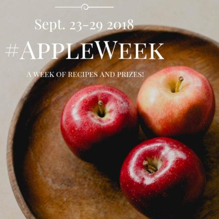 #AppleWeek 2018 GIVEAWAY!