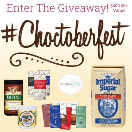 Enter to win the #Choctoberfest 2018 #giveaway