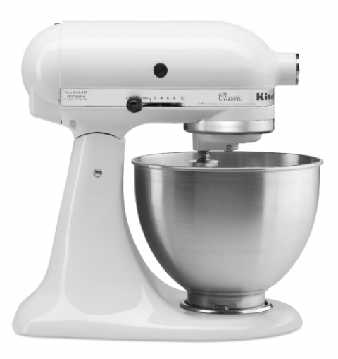 Enter to Win a Kitchen Aid Mixer