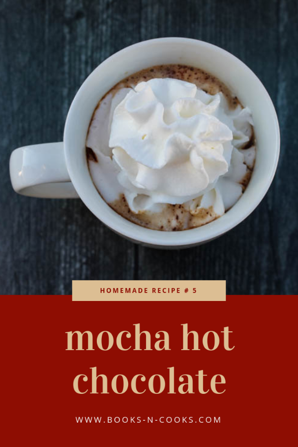 Hot chocolate gets a big hit of bold coffee flavor in this Mocha Hot Chocolate.