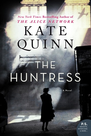 Book Review: The Huntress by Kate Quinn