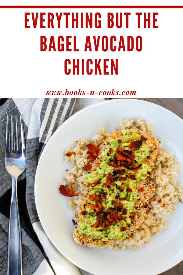 This baked chicken breast combines all the things we love - crunchy chicken, everything but the bagel seasoning, smashed avocado, and your favorite topping. Everything But the Bagel Avocado Chicken is easy to make and big on flavor so it'll come as no surprise when it quickly becomes a weeknight favorite.